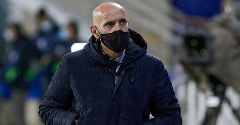 Sevilla sporting director Monchi