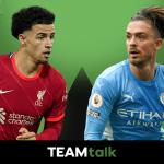 Curtis Jones, Jack Grealish, Liverpool v Man City-Premier-League-Predictions