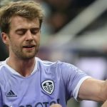 Patrick Bamford picks up an injury for Leeds at Newcastle in Premier League game at St James' Park