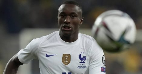 France winger Moussa Diaby 2021