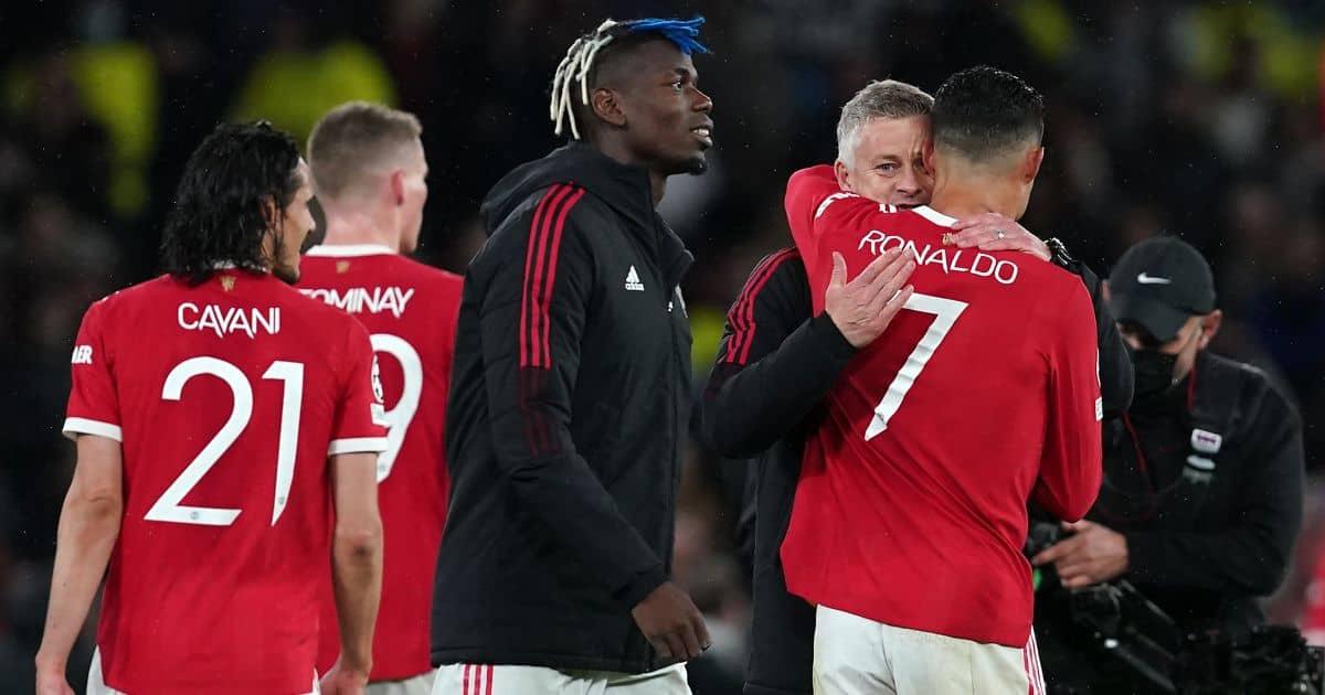 Tough times for Solskjaer as Neville points finger at 'lazy' Man Utd stars