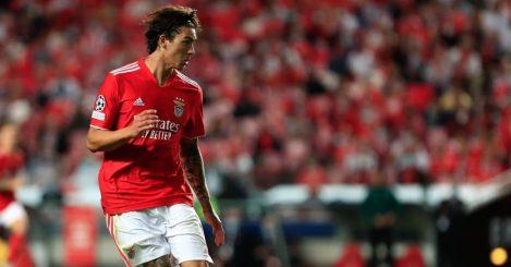 Darwin-Nunez Benfica September 2021