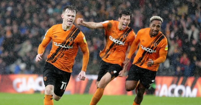 Keane Lewis-Potter Hull City