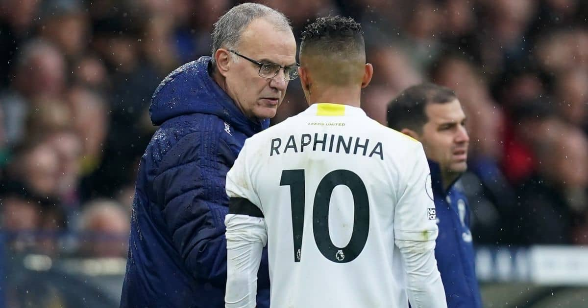 Raphinha agent stokes Leeds United fears with new Liverpool confirmation