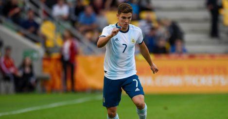 Julian Alvarez Aston Villa target