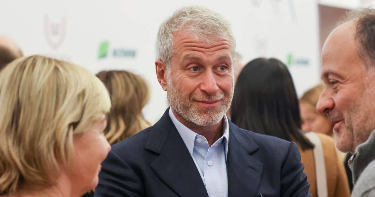Chelsea owner Roman Abramovich, September 2021