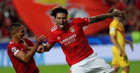 Darwin Nunez Benfica