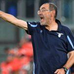 Maurizio Sarri, Lazio manager September 2021