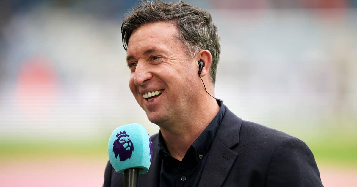 Liverpool legend Robbie Fowler smiling 2021
