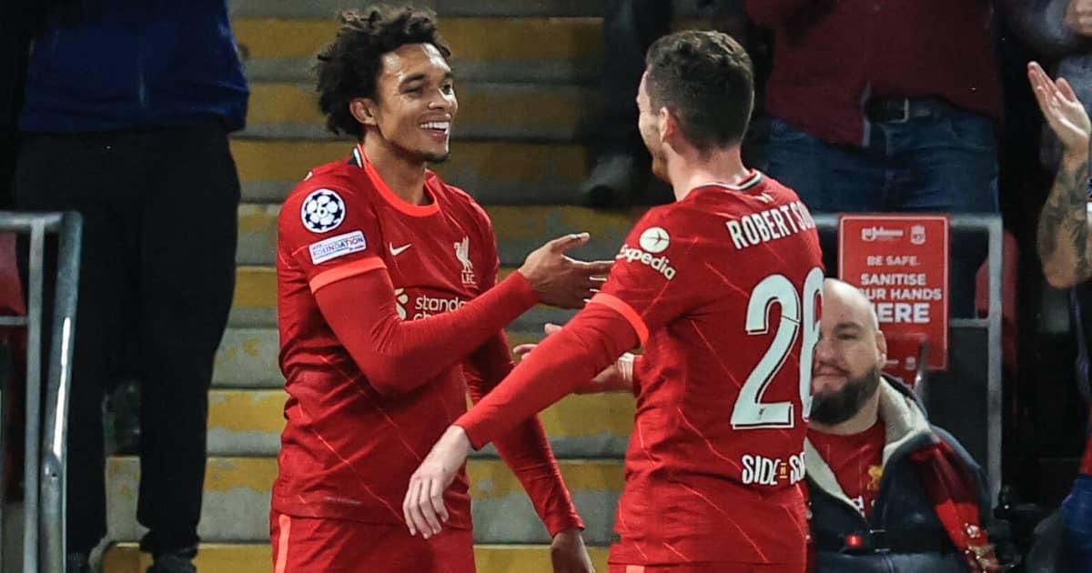 Alexander-Arnold reveals tactical tweak that has changed Liverpool