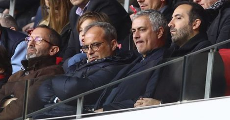 Luis Campos Jose Mourinho 2019
