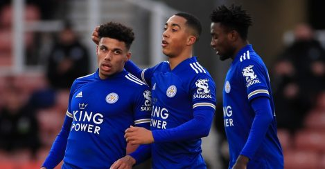 James Justin Leicester
