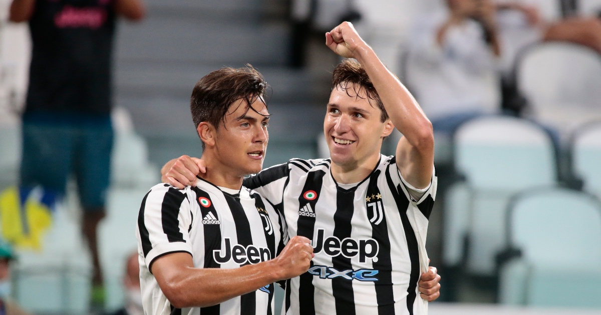 Federico Chiesa Juventus