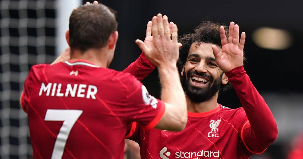 Three players indispensable to Jurgen Klopp after Liverpool ravage Watford