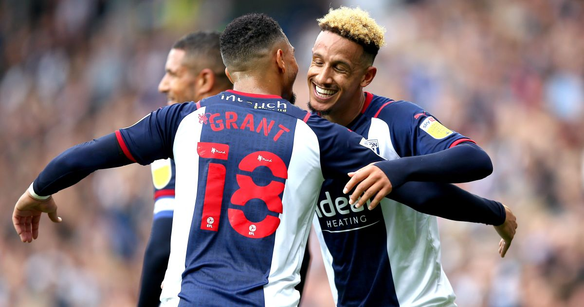 Pundit highlights why West Brom forward struggled in Birmingham win - team talk