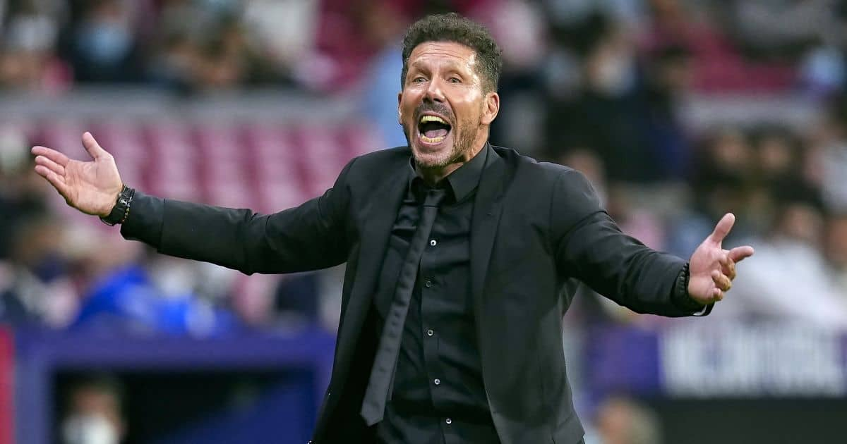 Simeone vows to 'hurt' Liverpool; wants Atletico claim 'to be remembered'