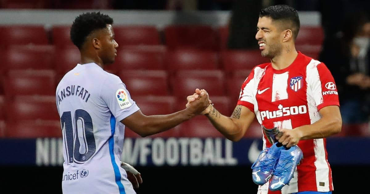 Paper Talk: Man City eye Messi successor after €80m development