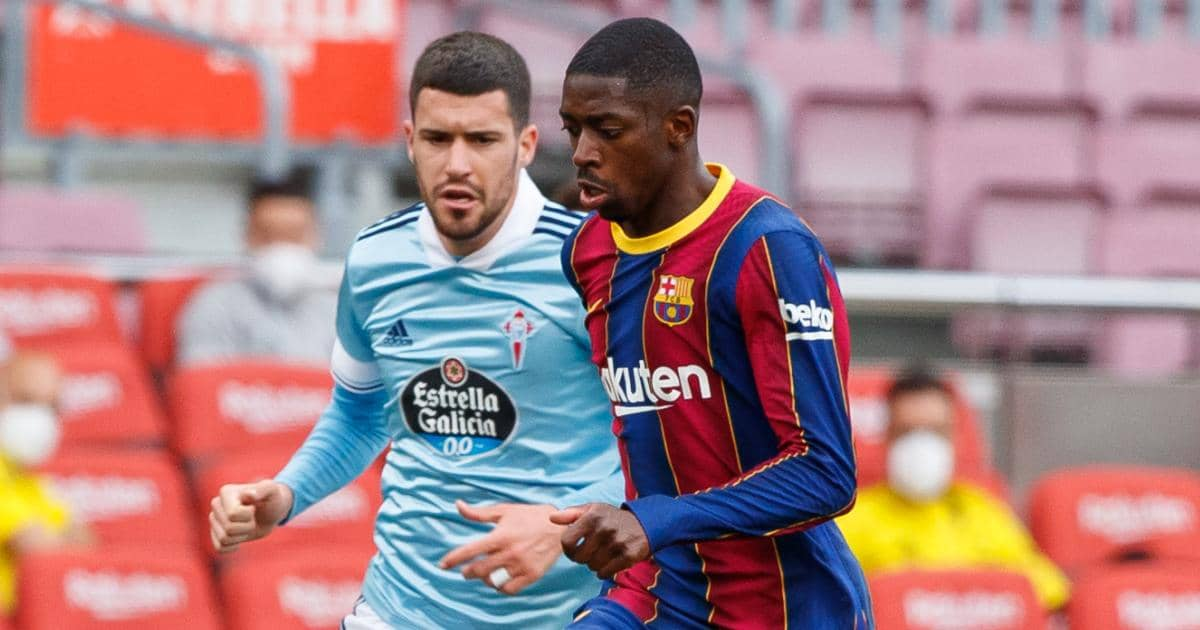 Barcelona have 'little hope' after learning of Man Utd attacker transfer talks