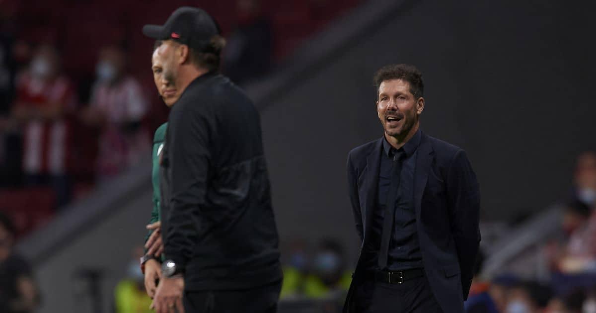 Simeone reasons won't wash with pundits, who slam 'cowardly' Klopp snub