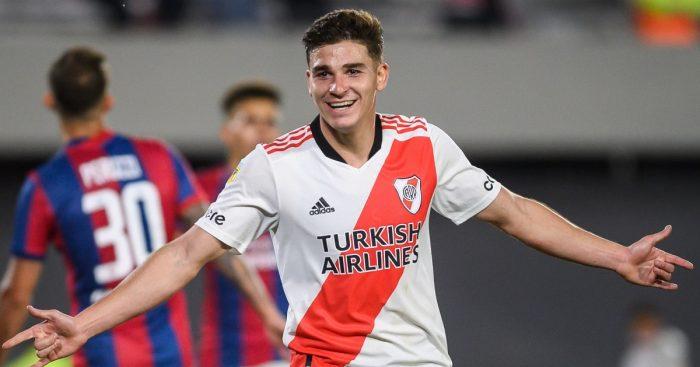 Julian Alvarez River Plate