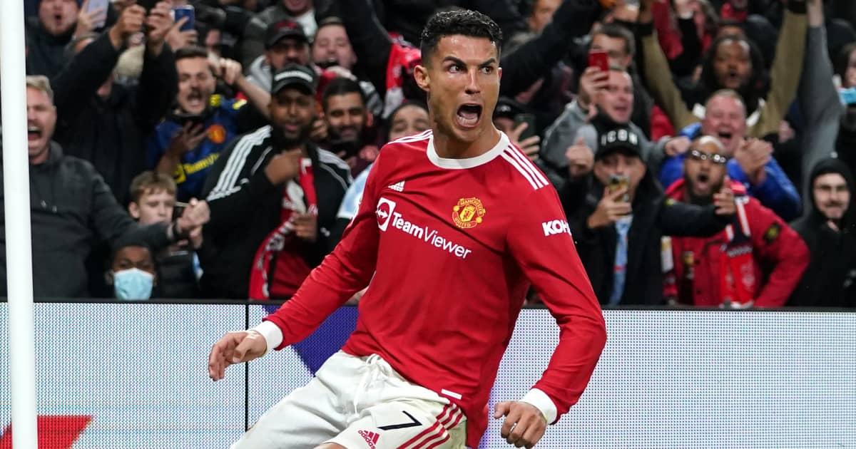Ronaldo completes epic comeback as key Man Utd stars ease Solskjaer pressure