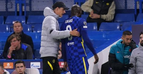 Thomas Tuchel Romelu Lukaku Chelsea 2021 TEAMtalk1