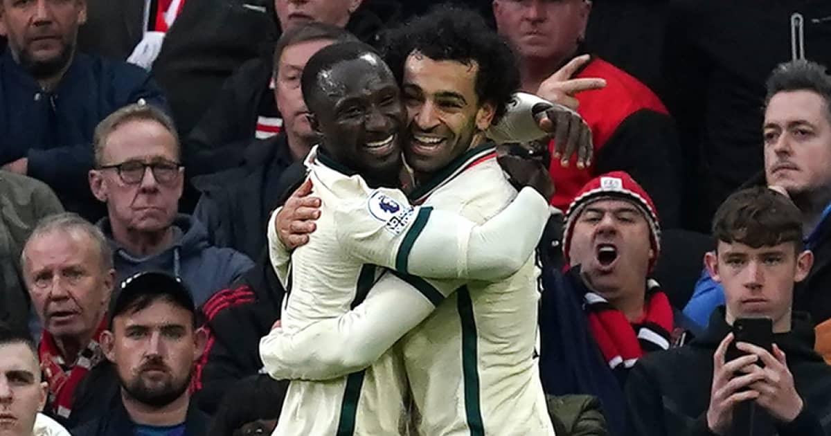 Man Utd star earns a zero as Salah sparks Liverpool demolition - Player Ratings