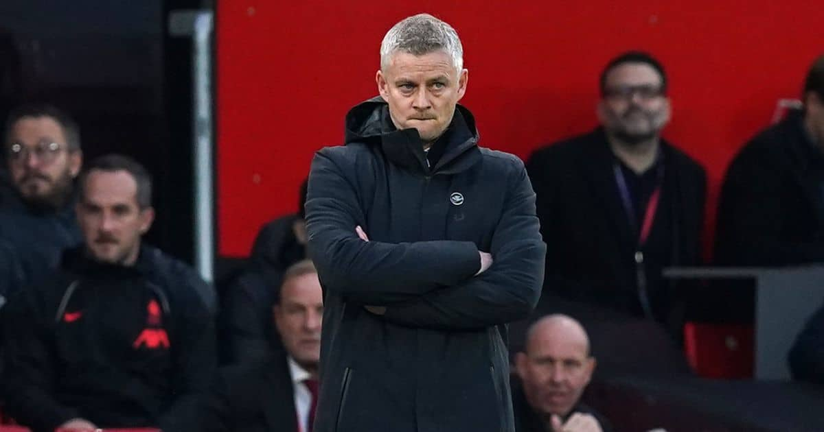 LMA chief exec reveals Solskjaer's eight-word response after reaching out to Man Utd boss