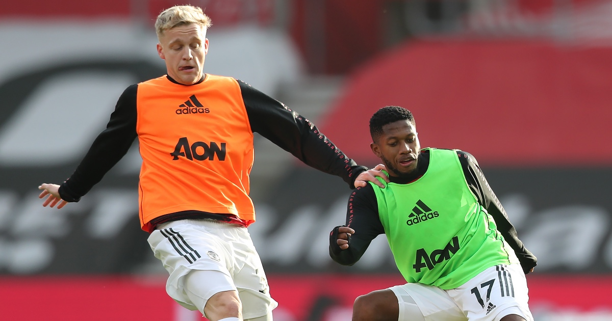 Frustrated Man Utd player takes action in bid to secure January transfer - team talk