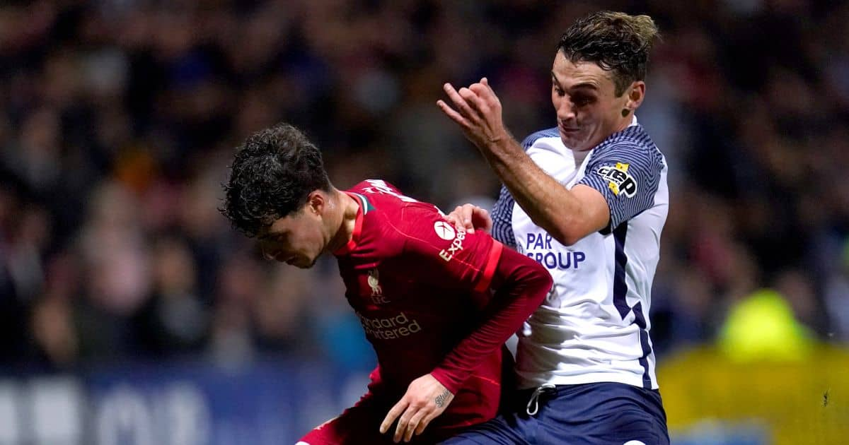 Three players who furthered their Liverpool chances from win over Preston
